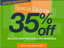 Godaddy renewal hosting coupon code 35% off march 2015