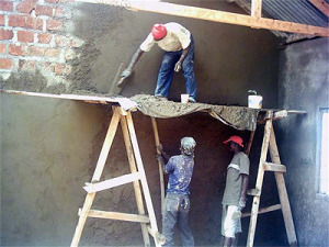 Plastering & Pointing | Building Construction